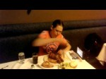 Woman Devours 72 Ounce Steak in Minutes