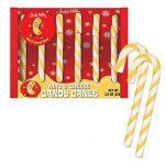 Mac n' Cheese Candy Canes